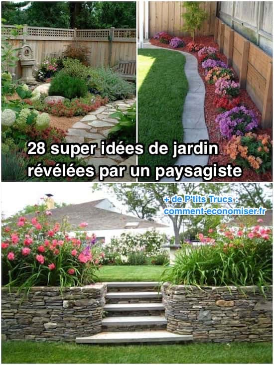28 super id es de jardin r v l es par un paysagiste for Idee amenagement de jardin