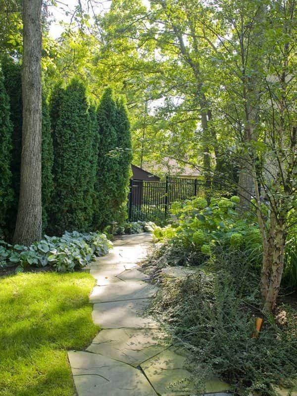 28 super id es de jardin r v l es par un paysagiste - Chemin de jardin en pierre ...