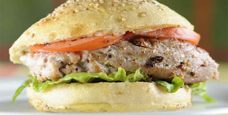 burger de thon la recette de la semaine estivale et pas ch re. Black Bedroom Furniture Sets. Home Design Ideas