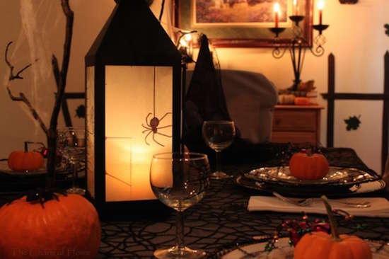 24 super id es de d coration pour halloween. Black Bedroom Furniture Sets. Home Design Ideas
