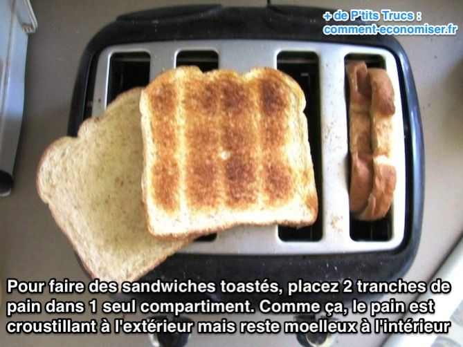 le secret pour que vos sandwichs au pain de mie soient bien meilleurs. Black Bedroom Furniture Sets. Home Design Ideas