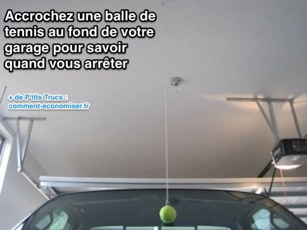 L 39 astuce pour se garer facilement dans un garage troit - Combien un garage reprend une voiture ...