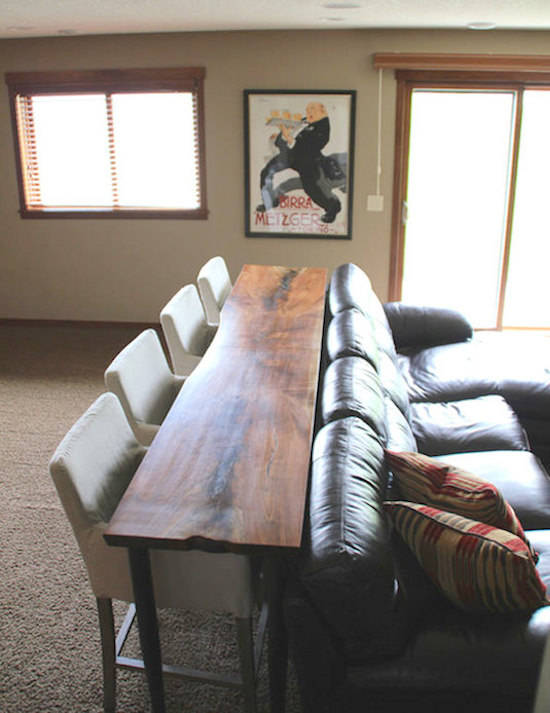 29 id es de g nie pour gagner de la place dans votre appartement - Living room idea for small space plan ...