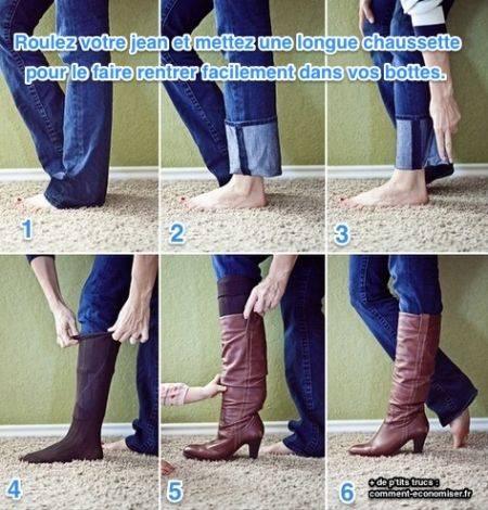9 astuces indispensables pour ceux qui mettent des jeans. Black Bedroom Furniture Sets. Home Design Ideas