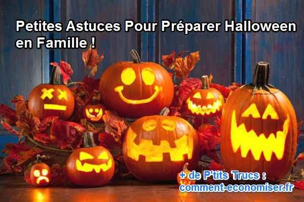 Petites astuces pour pr parer halloween en famille - Halloween en famille ...
