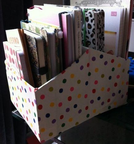 9 astuces pour avoir un bureau mieux rang que votre boss - Fabriquer des boites de rangement ...