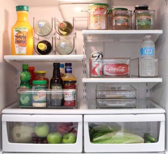 33 astuces g niales pour conserver la nourriture fini les - Quelle temperature dans un frigo ...