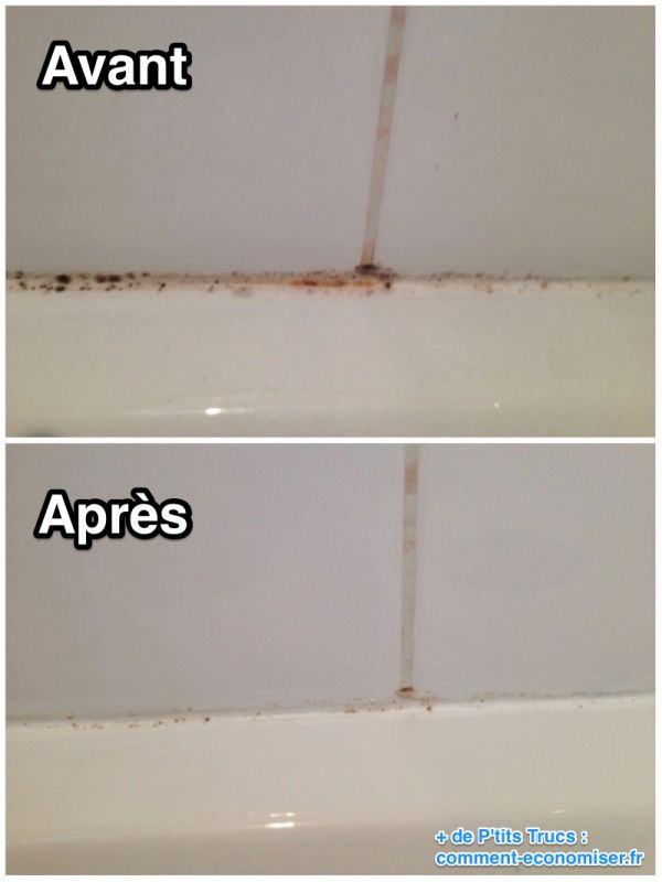 Carrelage humide comment faire - Blanchir les joints de carrelage ...