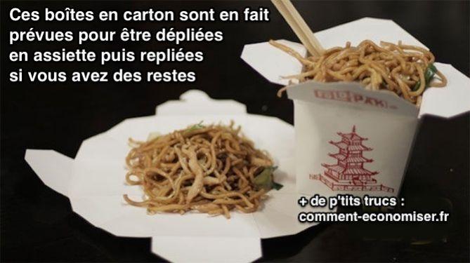 L 39 astuce indispensable pour tous ceux qui mangent chinois - Comment cuisiner des nouilles chinoises ...