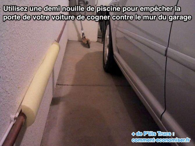Comment ne plus cogner la porte de votre voiture contre le - Comment ouvrir une porte de voiture sans clef ...