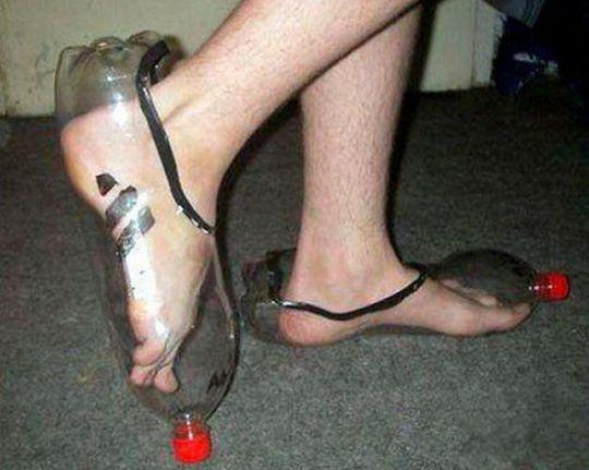 6 astuces folles que vous n 39 oserez jamais utiliser et - Fabriquer un range bouteille ...