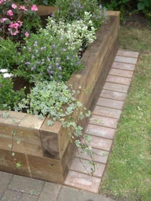 11 Superbes Bordures de Jardin Que Vous Aimeriez Bien ...