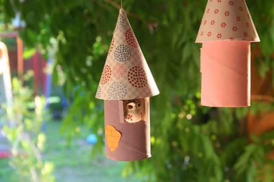 25 choses tonnantes que vous pouvez faire avec des - Arbre rouleau papier toilette ...
