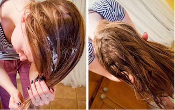 Par quels moyens de faire les cheveux par les tordants
