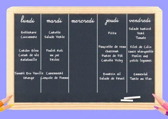 idée menu semaine pas cher Menu Pas Cher — Aftercampus idée menu semaine pas cher