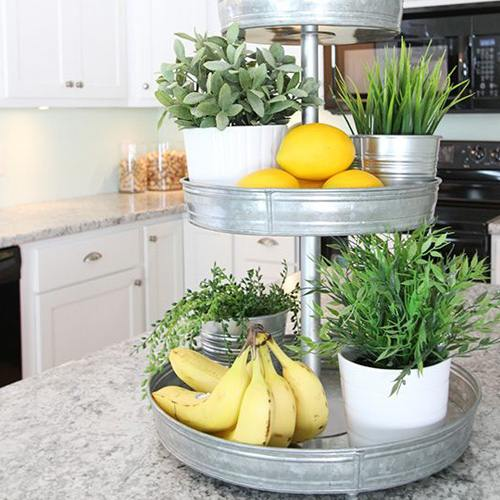 10 id es g niales et pas ch res pour mieux organiser votre cuisine. Black Bedroom Furniture Sets. Home Design Ideas