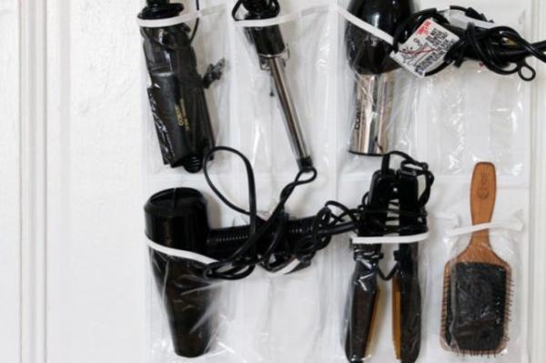 14 rangements astucieux pour votre salle de bain - Astuces pour ranger ses chaussures ...