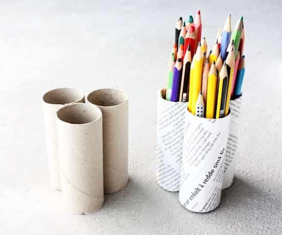 25 choses tonnantes que vous pouvez faire avec des - Que peut on faire avec des rouleaux de papier toilette ...