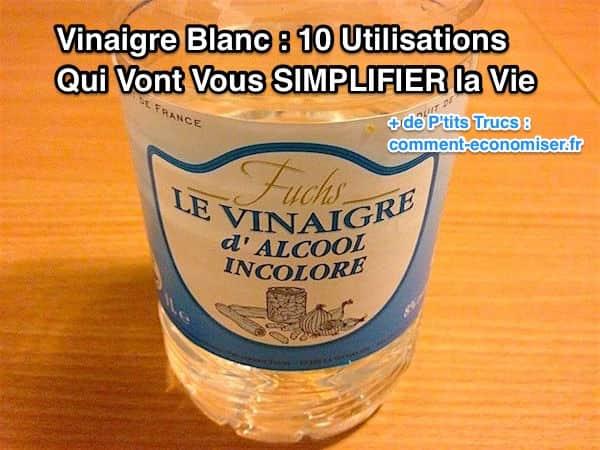 Vinaigre blanc 10 utilisations qui vont vous simplifier la vie - Fixer les couleurs avec du vinaigre blanc ...