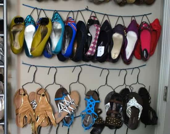 15 astuces pour chaussures que toute fille doit conna tre - Comment ranger les foulards ...