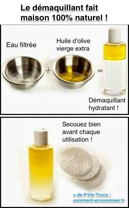 Le d maquillant maison 100 naturel que votre peau va adorer for Autobronzant naturel fait maison