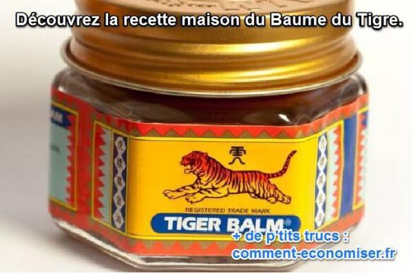 Baume du tigre la recette naturelle et faite maison - Comment faire de la cire maison ...