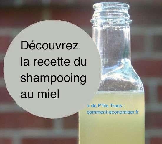Faire pousser les cheveux avec du miel for Antipelliculaire maison