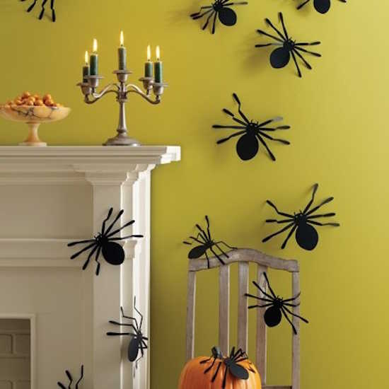 24 super id es de d coration pour halloween - Comment faire des decoration d halloween ...