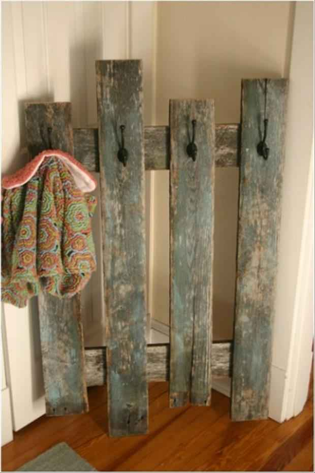 24 utilisations incroyables de vieilles palettes en bois - Ou recuperer des caisses en bois ...