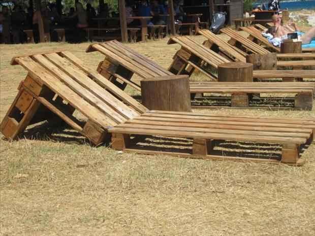 24 utilisations incroyables de vieilles palettes en bois - Recuperer des palettes en bois ...
