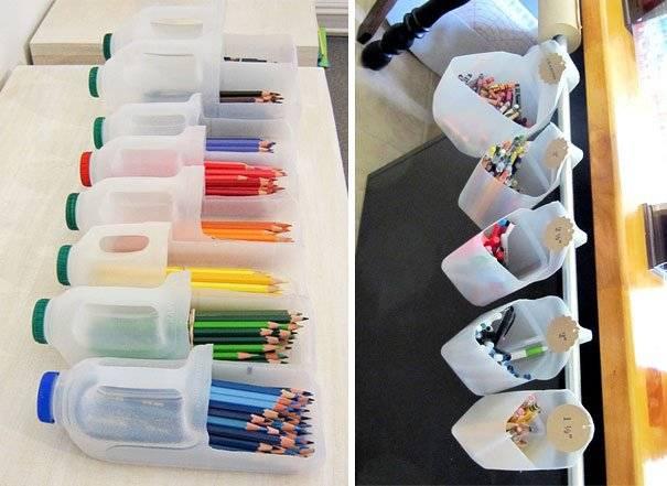 18 fa ons cr atives de recycler vos bouteilles en plastique. Black Bedroom Furniture Sets. Home Design Ideas