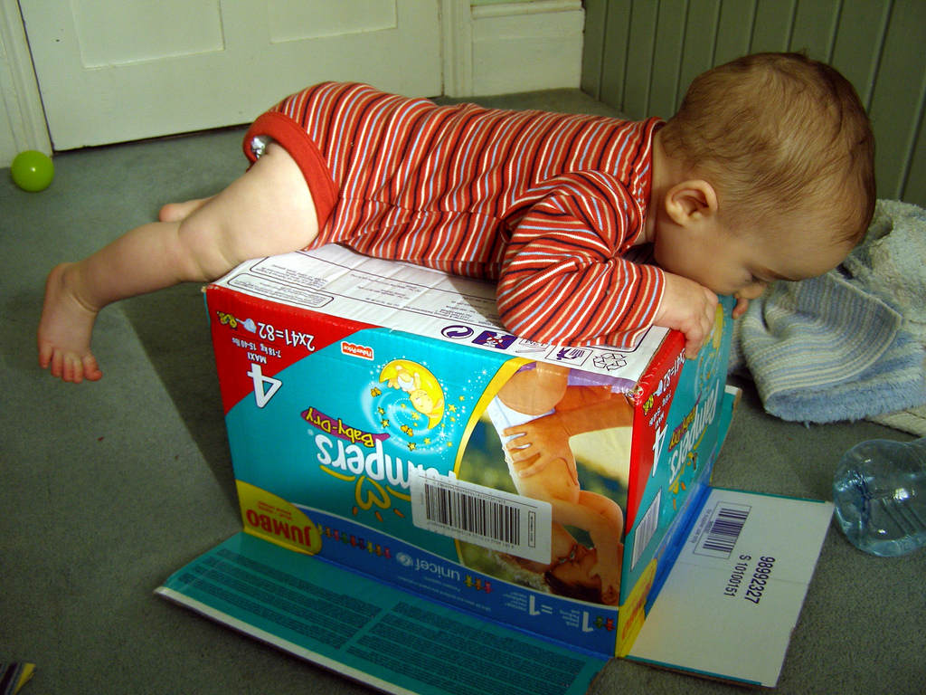 Rangement chambre bebe - Comment ranger les jouets ...