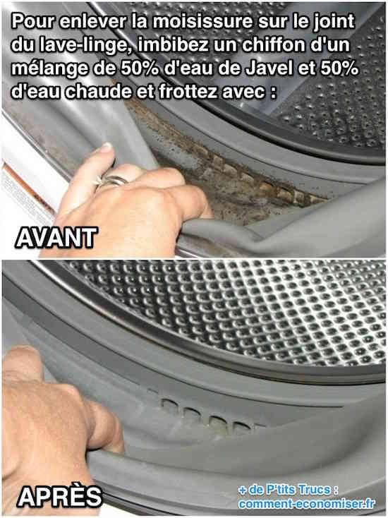 Enlever les mauvaises odeurs du lave linge for Enlever les odeurs du frigo