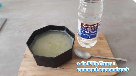 La recette ultra facile de la lessive maison pr te en 2 min - Recette bicarbonate de soude vinaigre blanc ...