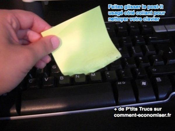 Bien nettoyer son clavier d 39 ordinateur en 5 minutes - Nettoyer clavier pc portable ...