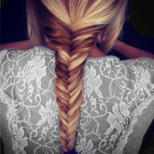 comment réparer des cheveux brulés