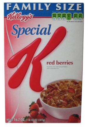 Special K edition familiale