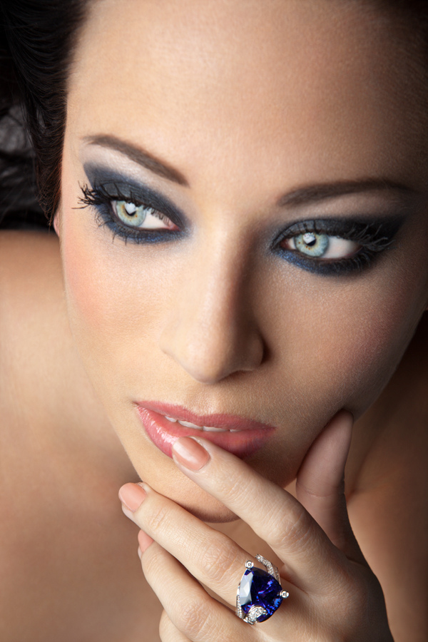 Maquillage mariage soi meme - Maquillage mariage yeux bleu ...