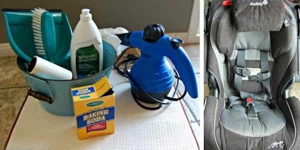 23 astuces simples pour que votre voiture soit plus propre que jamais. Black Bedroom Furniture Sets. Home Design Ideas