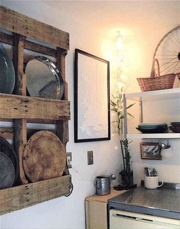 24 utilisations incroyables de vieilles palettes en bois - Que faire avec une palette de bois ...