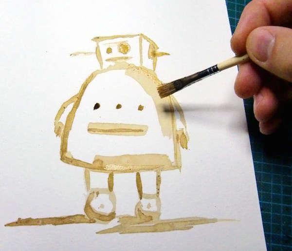 18 utilisations surprenantes du marc de caf dont vous n for Comment faire la peinture