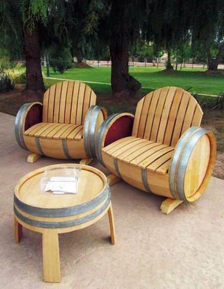 63 super id es pour donner une seconde vie aux vieux meubles for Meuble de jardin seconde main