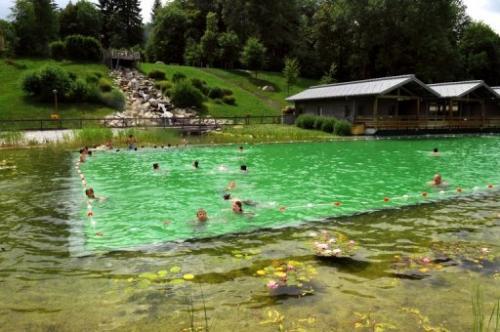 Piscine cologique les secrets d 39 une baignade au naturel - Baignade naturelle mont pres chambord ...