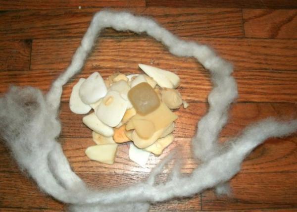 comment réutiliser les restes des savons de marseille