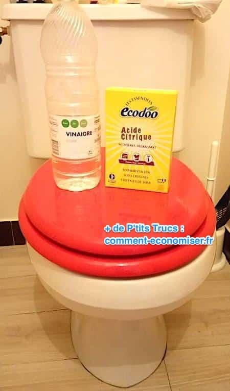 contre le tartre plus besoin de canard wc utilisez du vinaigre blanc la place. Black Bedroom Furniture Sets. Home Design Ideas