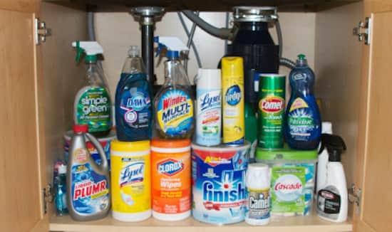 10 Choses Toxiques Que Vous Avez 224 La Maison 224 Jeter D 232 S