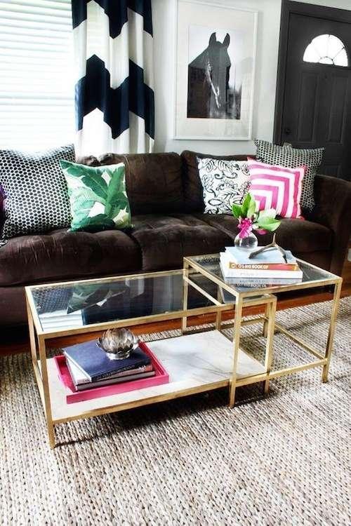19 astuces pour rendre vos meubles ikea chics tendance. Black Bedroom Furniture Sets. Home Design Ideas