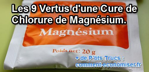 """"""" Santé Au Naturel """" Vertus-chlorure-magnesium"""